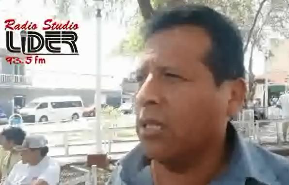 ALCALDE PROF. FRANCISCO MANZANO, ANUNCIA PARA EL SÁBADO 13 INFORME DE GESTIÓN DE 100 DIAS.